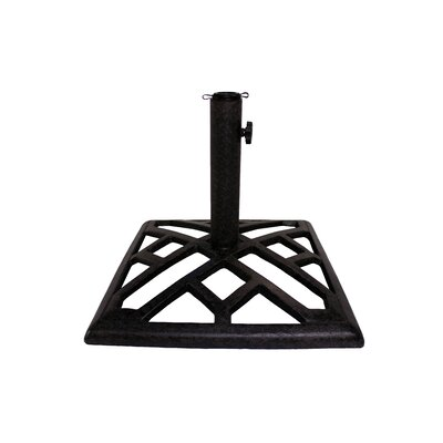Parma Cast Iron Free Standing Umbrella Base