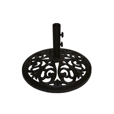 Brittany Cast Iron Free standing Umbrella Base