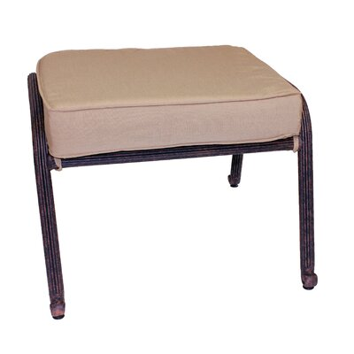Babylon Ottoman with Cushion