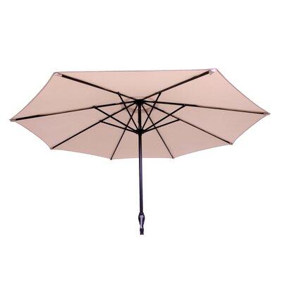 9 Market Umbrella Color: Beige