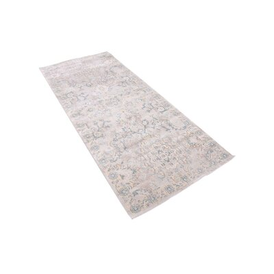 Lucille Area Rug Rug Size: Runner 27 x 6