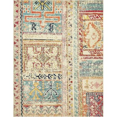 Gloucester Multicolor Area Rug Rug Size: Rectangle 8 x 10