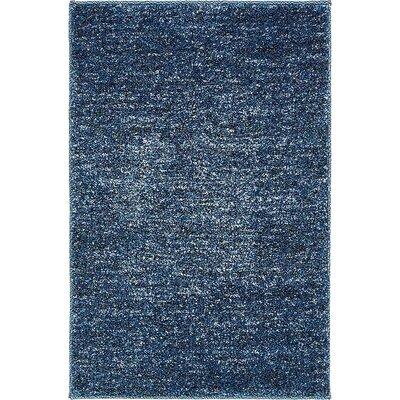 St Philips Marsh   Blue Area Rug Rug Size: 22 x 3