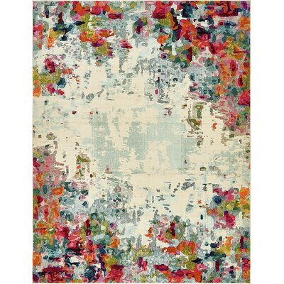 Chenango Rectangle Cream Area Rug