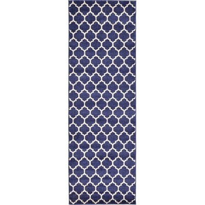 Millvale  Dark Blue Indoor Area Rug