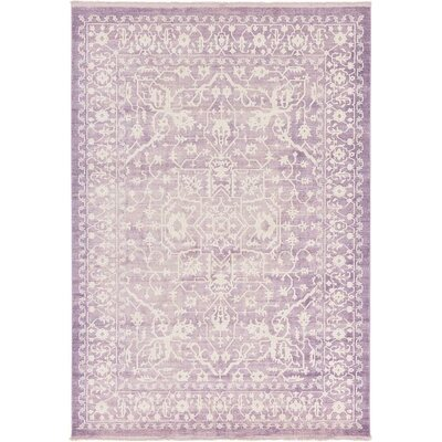 Bryant Purple Area Rug