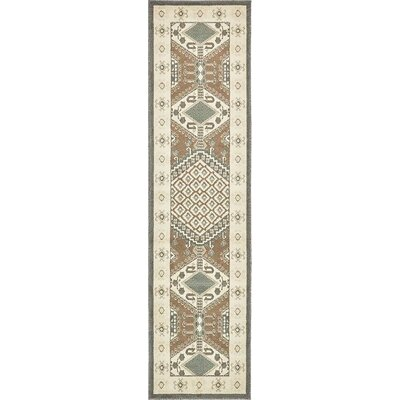 Giovanni  Brown Area Rug