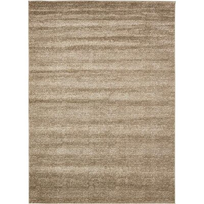 St Philips Marsh Light Brown Area Rug Rug Size: 9 x 122
