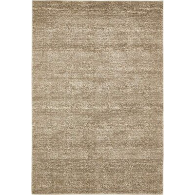 St Philips Marsh Light Brown Area Rug Rug Size: 7 x 10