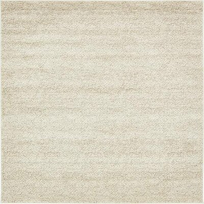 St Philips Marsh  Cream Area Rug Rug Size: Square 8