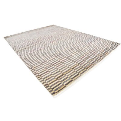 Van Siclen Beige Area Rug Rug Size: Rectangle 10 x 13