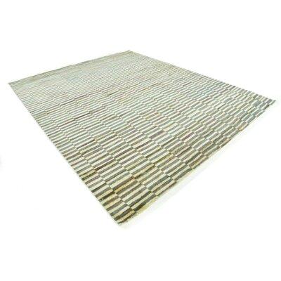 Van Siclen Beige Area Rug Rug Size: Rectangle 82 x 10