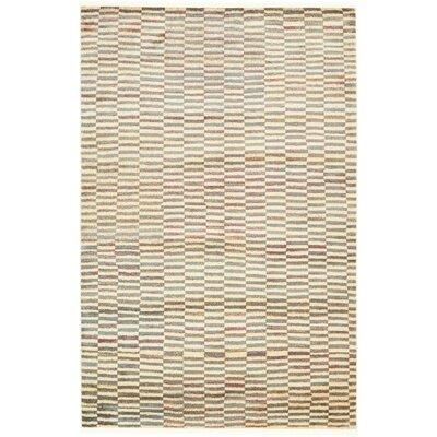 Van Siclen Beige Area Rug Rug Size: Rectangle 55 x 8