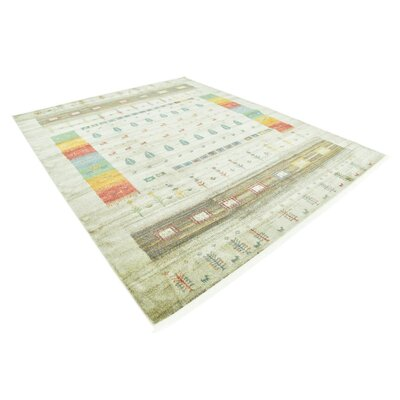 Rolling Hills Estates Rustic Gray Area Rug Rug Size: Rectangle 82 x 10
