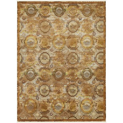 San Marcos Brown Area Rug Rug Size: Rectangle 10 x 13