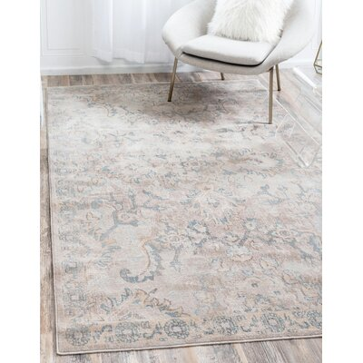 Lucille Area Rug Rug Size: Rectangle 122 x 16
