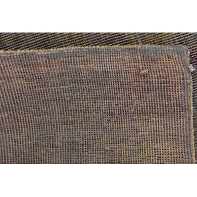 One-of-a-Kind Sela Vintage Persian Hand Woven Wool Violet Area Rug