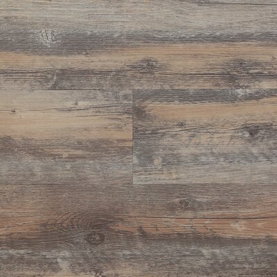 6 x 48 x 2mm Luxury Floor Vinyl Plank in Windsor