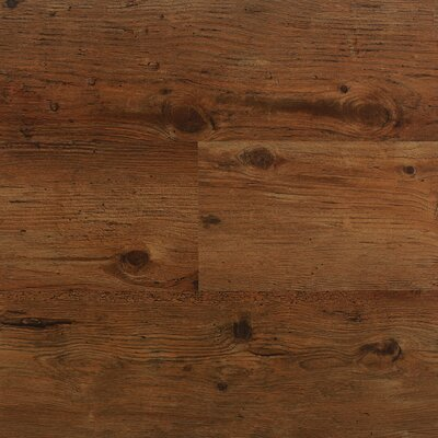 6 x 48 x 2mm Luxury Vinyl Plank in Augusta (Set of 22)