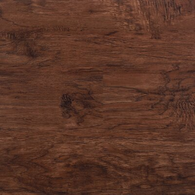 6 x 48 x 2mm Luxury Vinyl Plank in Monroe (Set of 22)