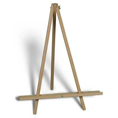 Folding Tripod Easel (Set of 12) AE4003S -WAL