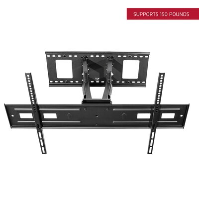 Full Motion Tilt Wall Mount  for 37 - 80 Flat Panel Screens