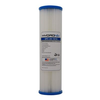 Polyester Pleated Under Sink Replacement Filter