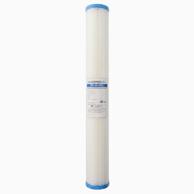 Polyester Pleated 1 Micron Under Sink Replacement Filter