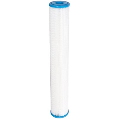 Polyester Pleated 50 Micron Under Sink Replacement Filter