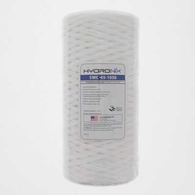 String Wound Sediment Water Filter