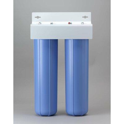 2 Housing Filter System
