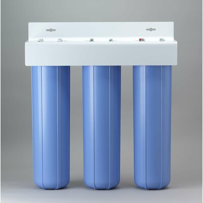 3 Housing Filter System