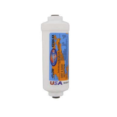 Sediment Inline Replacement Water Filter