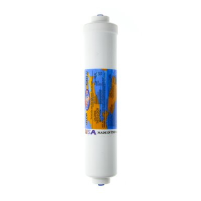 GAC Inline Replacement Water Filter