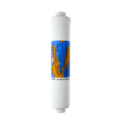 KDF Inline Replacement Water Filter