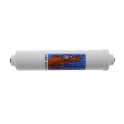 Inline KDF Replacement Water Filter