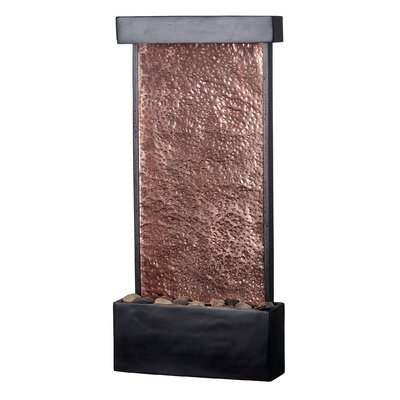 Wildon Home Copper Falling Water Table-Wall Fountain at Sears.com