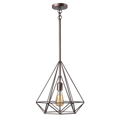 Puccio 1 Light Pendant