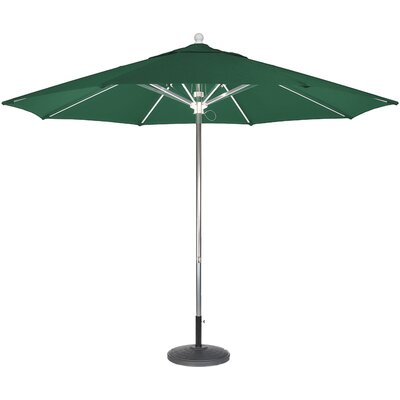 11 Market Umbrella Fabric: Forest Green