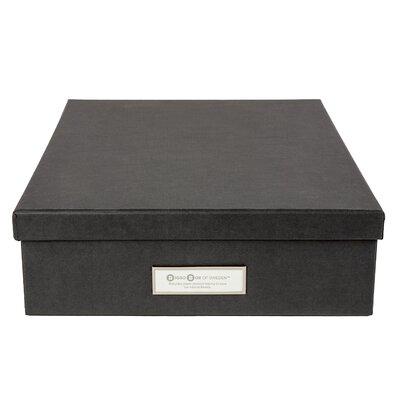 Galeano Letter Document Box (set Of 5)
