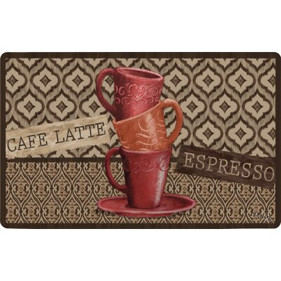 Cushy Comfort Anti-Fatigue Kitchen Mat