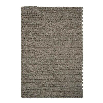 Trenzas Taupe Rug Rug Size: 68 x 910