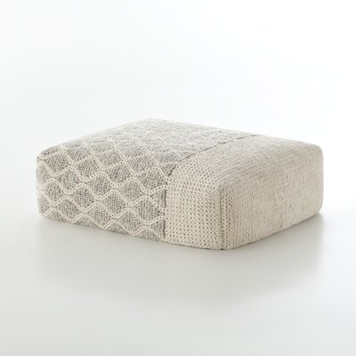 Mangas Space Rectangular Rhombus Ottoman