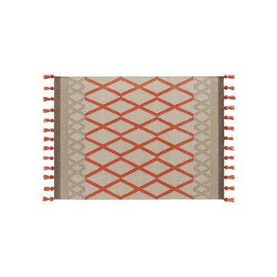 Kilim Sioux Area Rug Rug Size: 411 x 68