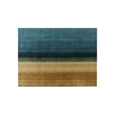 Glaoui Hand Knotted Paysages Area Rug Rug Size: 57 x 711