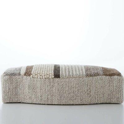 Mangas Space Ottoman Upholstery: Naturales Campana