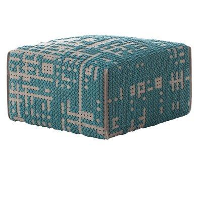 Canevas Ottoman Upholstery: Green - Dark Felt