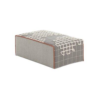 Bandas Space Big A Ottoman Upholstery: Gray