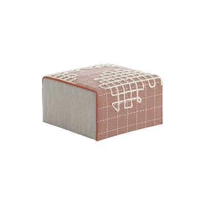 Bandas Space Ottoman Upholstery: Pink