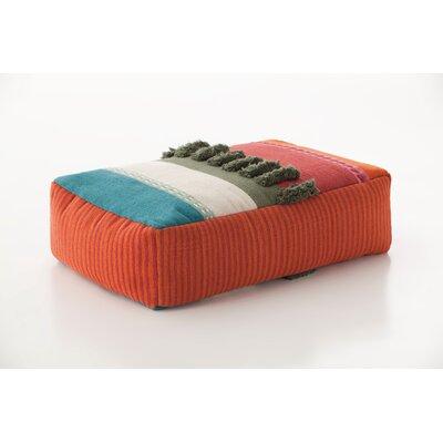 Glaoui Ottoman Upholstery: Colored